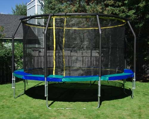 14' Gold - Top Ring Enclosure