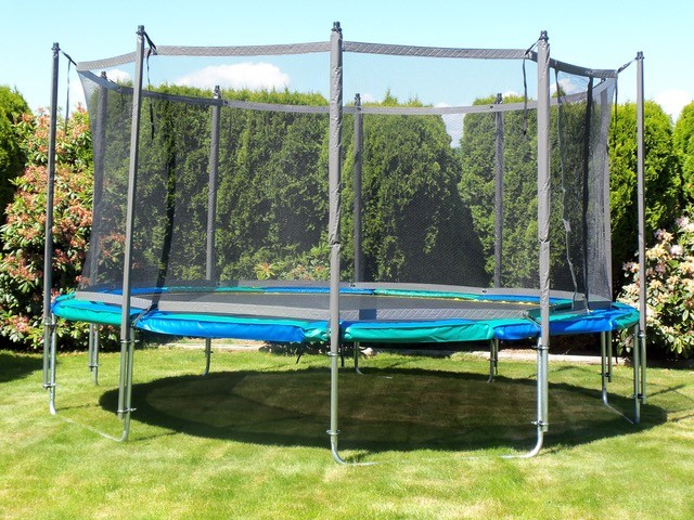 16' Gold Medalist XL (Our best choice for growing kids and teenagers. They'll love the size!!!)